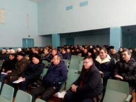 Прошли предварительные собрания граждан по Программе поддержки местных инициатив - 2020