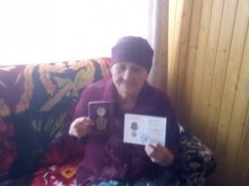 Вручение медалей «75 лет Победы в Великой Отечественной войне 1941-1945 гг.»